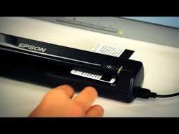 scaner portatil epson ds-30