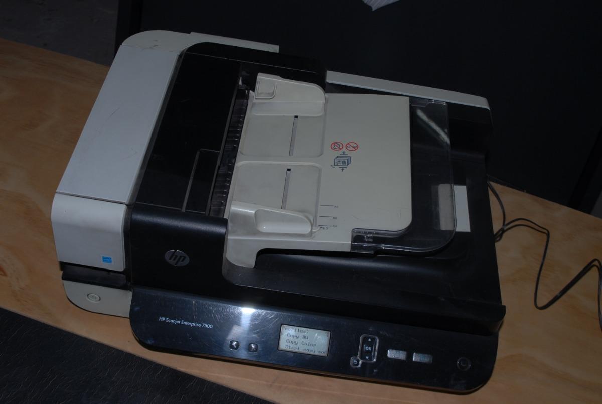 HP SCANJET ENTERPRISE 7500 WINDOWS XP DRIVER