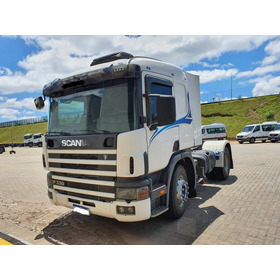 Scania  P 330 4x2 Toco 2004 Ar Condicionado / Financiamos