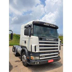 Scania  R400 6x2 2005 / Financiamos
