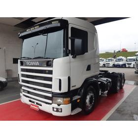 Scania  R420 6x2 06/06 Selectrucks