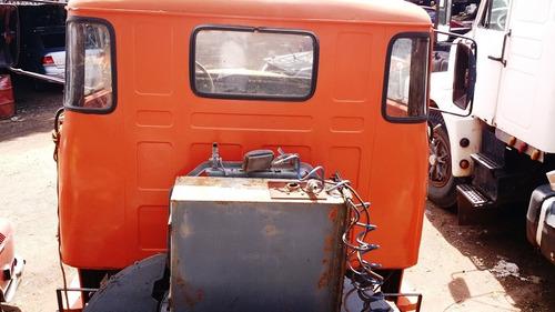 scania 110/111 e volvo nl10 só venda de pecas motor travado