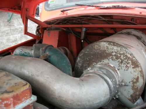 scania 111 tractor con d/hidráulicas   muy bueno .