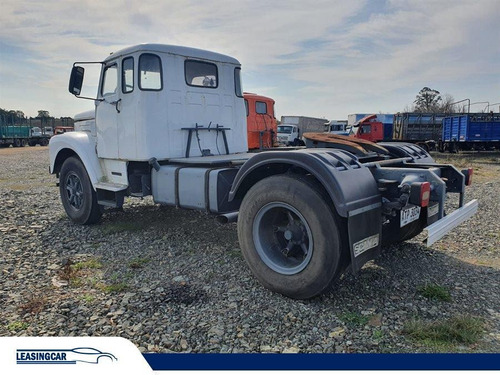 scania 111 tractor eje simple 1981 impecable!