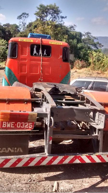 scania 111s mec 112 - 1980