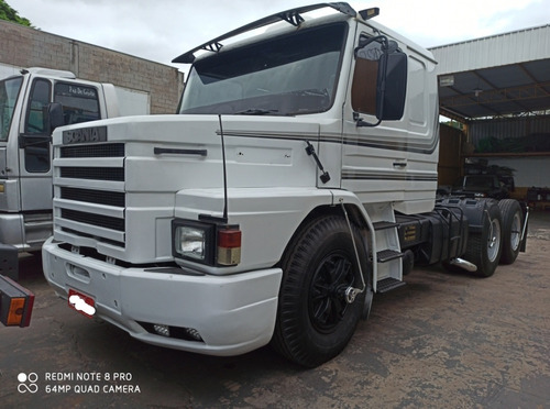 scania 112 1986 6x2