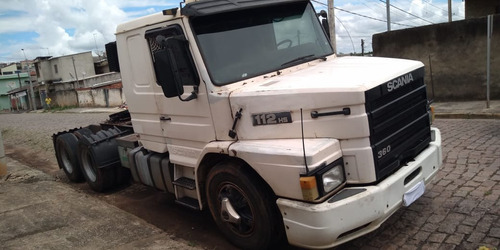 scania 112 320  hs truck