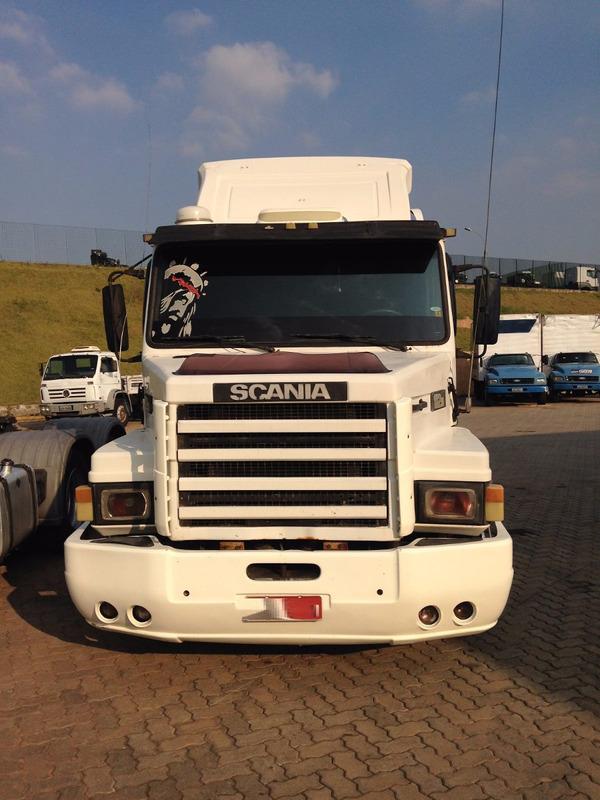 scania 112 6x2 1986 bicuda volvo/mb/iveco/volks/ford