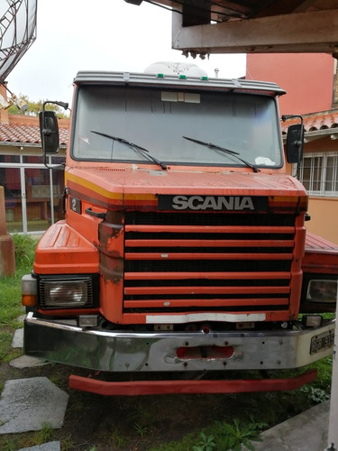 scania 112 chasis largo
