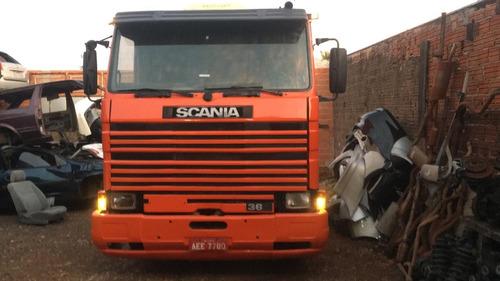 scania  112 com motor de 113