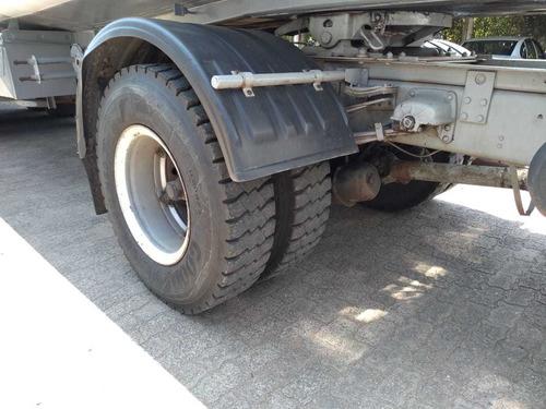 scania 112 hw 360 ano 1994 engatado em carreta tanque 1994
