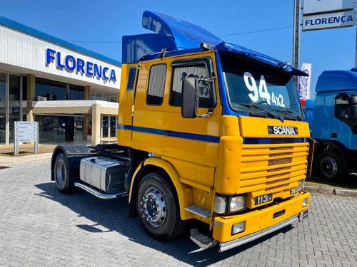 scania 113 320 4x2 1994 frontal