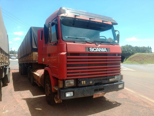 scania 113 360 6x2 top line 97/98