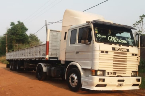 scania 113 frontal 360hp