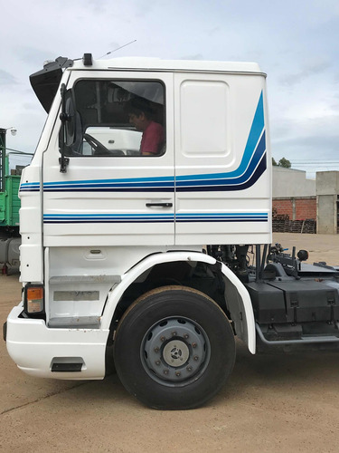 scania 113 frontal