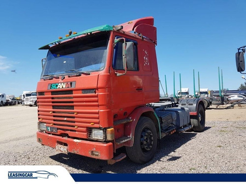 scania 113 tractor eje simple 1997 impecable!