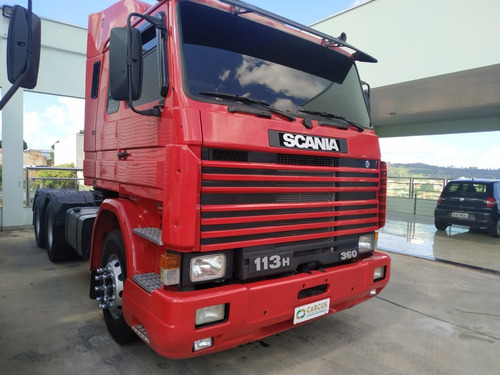 scania 113h 360 1996