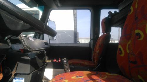 scania 113h tractor 1993 - entrega y cuotas fijas en $