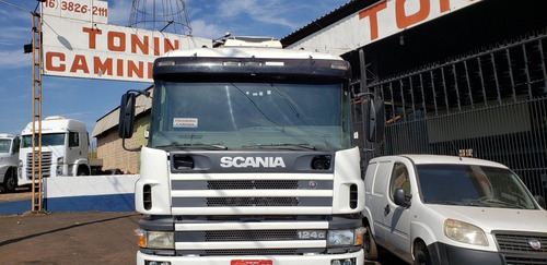 scania 114 330 4x2