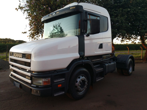scania 114 360 4x2 impecavel