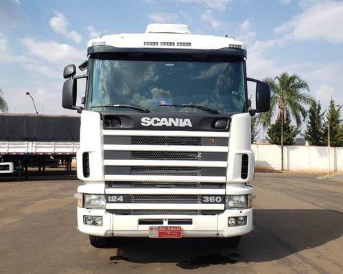 scania 124 360 caminhões