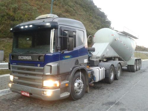 scania 124 420 2005 traçado (unidade) / g 380 / g 420