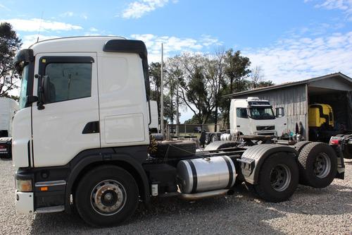 scania 124 g 380 6x2 2008