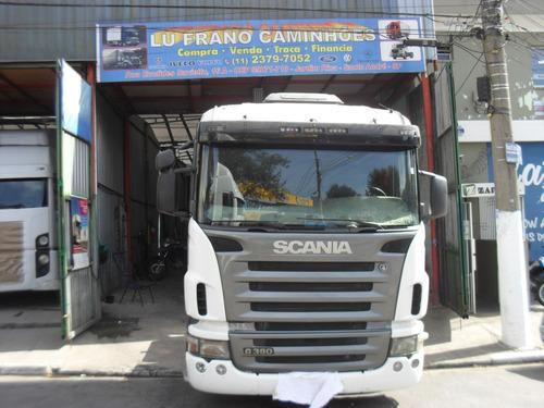 scania 124 g380 trucado ano 2008 filé
