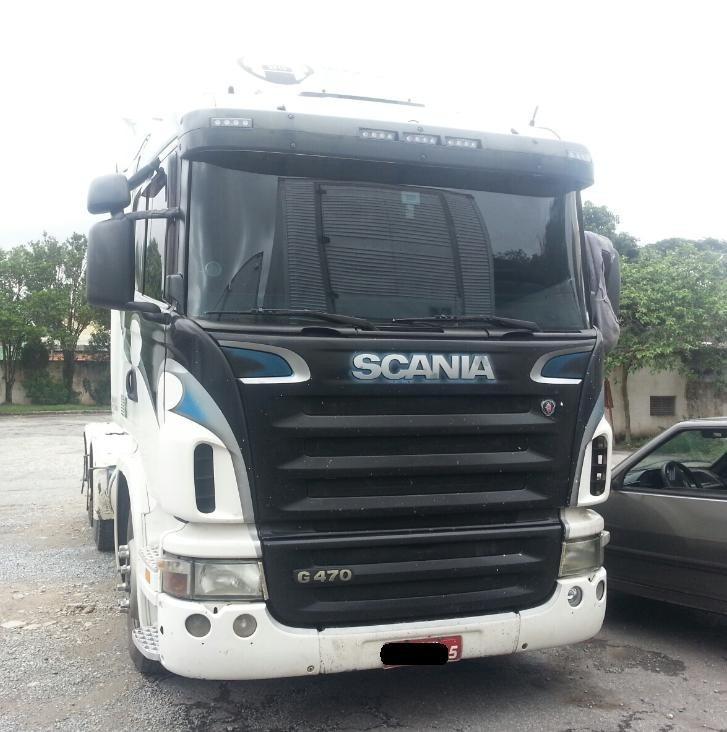 scania 124 g470 6x4 2010