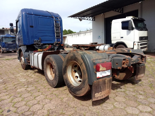 scania 124 r 420 ano 2005/2006