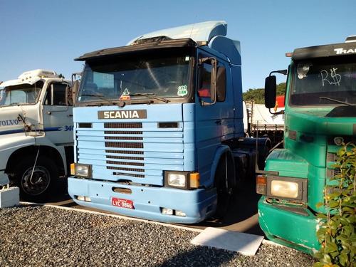 scania 142 4x2 1984 mecanica 113