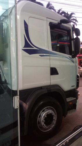 scania 2007/2008 diesel branca