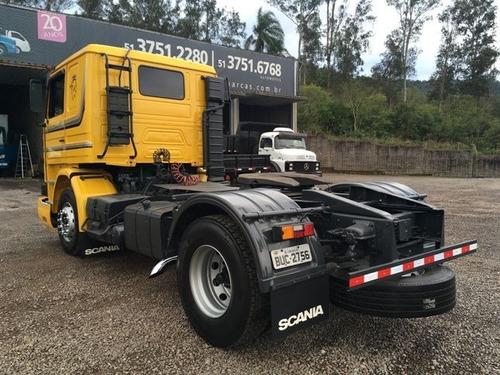 scania 320 caminhões