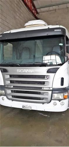 scania 340 6x2 2012 cabina baja impecable
