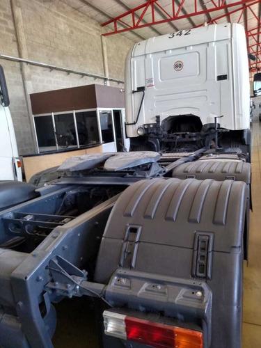 scania  340 6x2 tractor balancin mod 2010