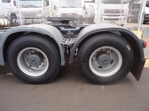scania 420 2008 6x4 off road leito itália caminhões