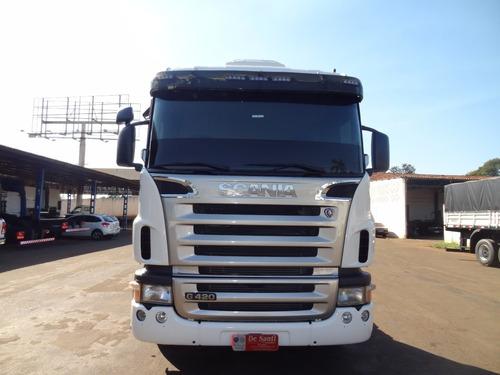 scania 420 caminhões