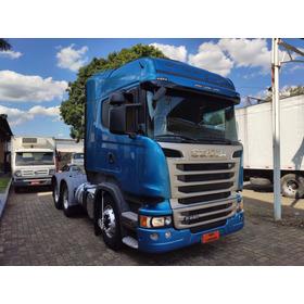Scania 440 6x4 2014/14 Bug Leve