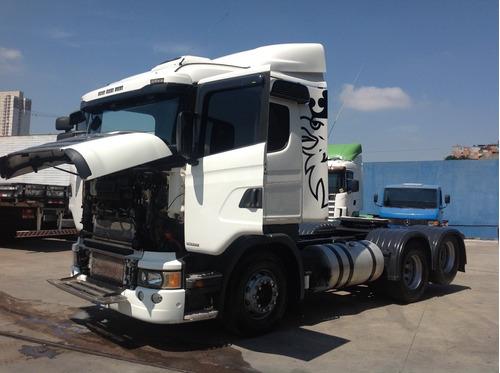 scania 440 caminhão