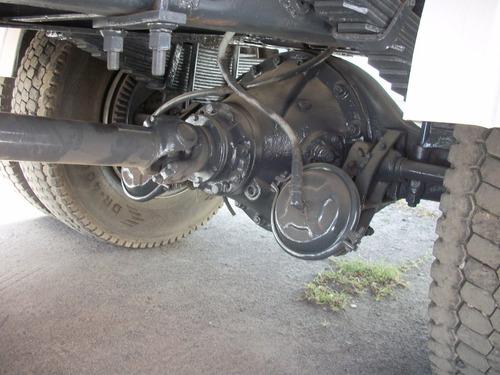 scania 75 con la mecánica completa del 112/310hp
