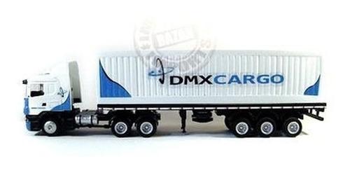 scania container g380 dmx cargo 1:50
