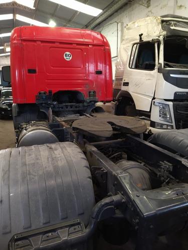 scania g 340 4x2 con 04d baja con alta motor