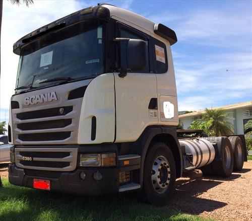 scania  g  380   (2010)    6x2