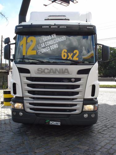 scania g 380 6x2 2012