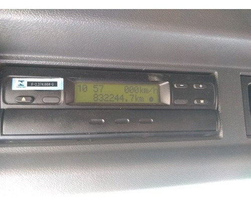 scania g 400 a opticruize automática 4x2  ano 2013.