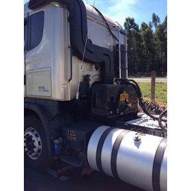 Scania G 420 10 / 11 + Bi Caçamba 20% De Entrada + Financ