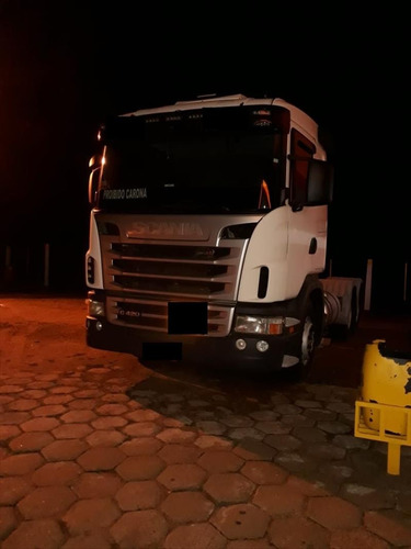 scania g-420 2011 6x4           t