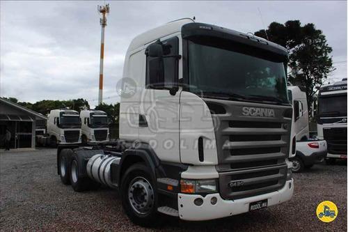 scania g-420 6x2 2009