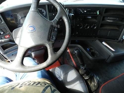 scania g 420 6x2 2010 com motor novo bitrem guerra