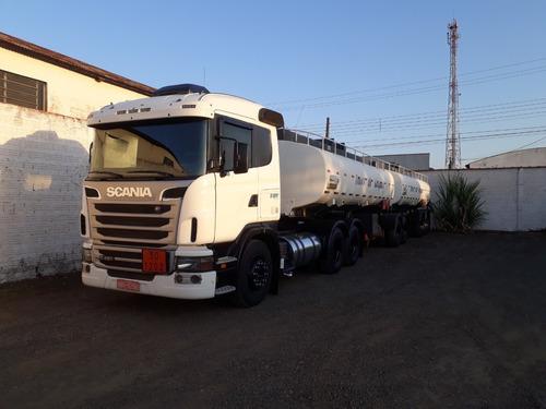 scania g 420 6x2 2011